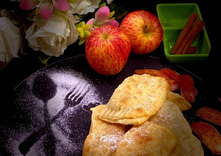 apple pie 🍎 recipe main photo