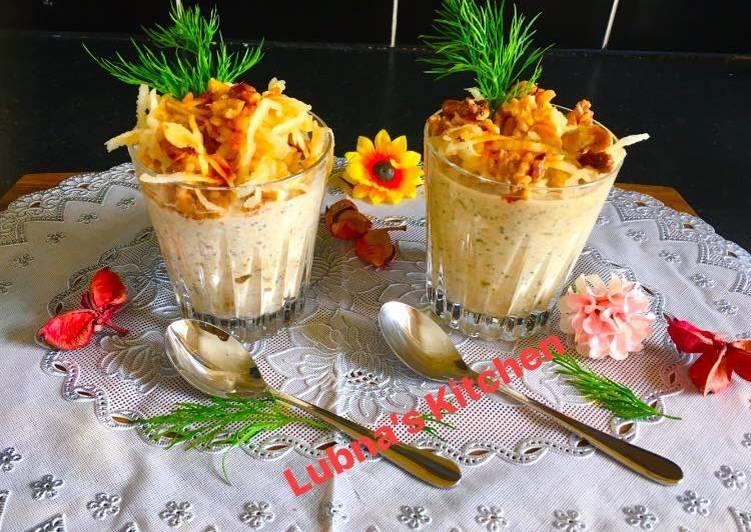 apple pie oats recipe main photo 1