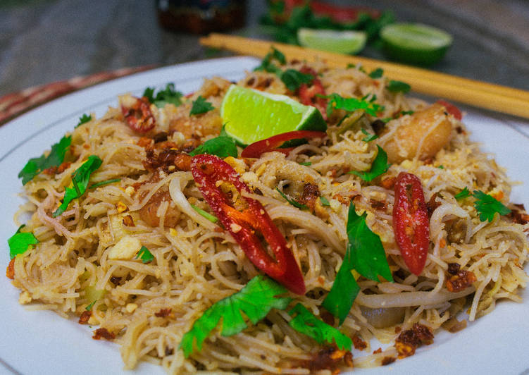 authentic pad thai recipe main photo