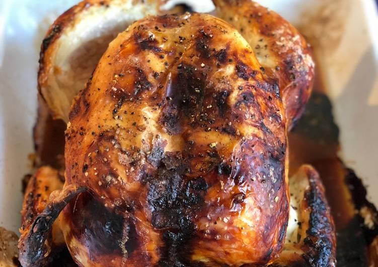 buttermilk roast chicken 🍗 recipe main photo 1