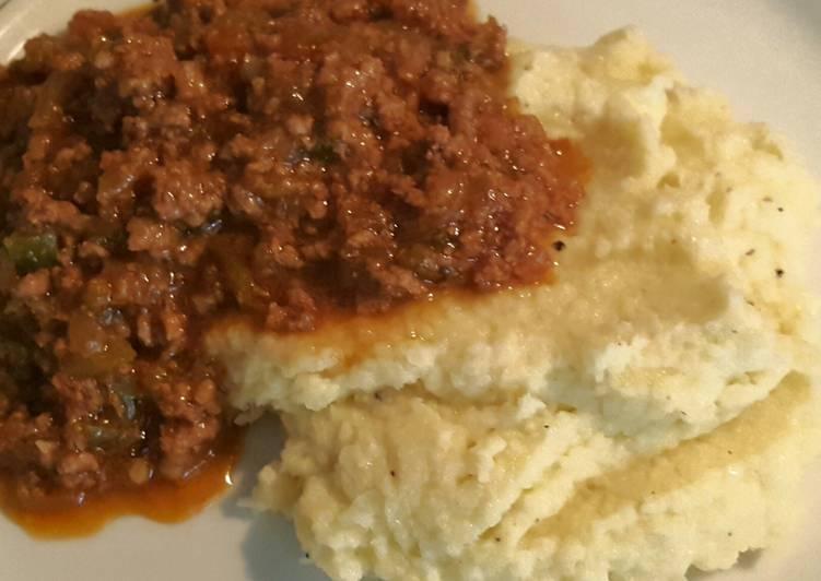 cauliflower mash recipe main photo