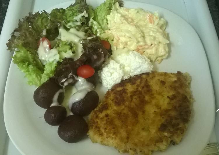 chicken escalopes recipe main photo 1