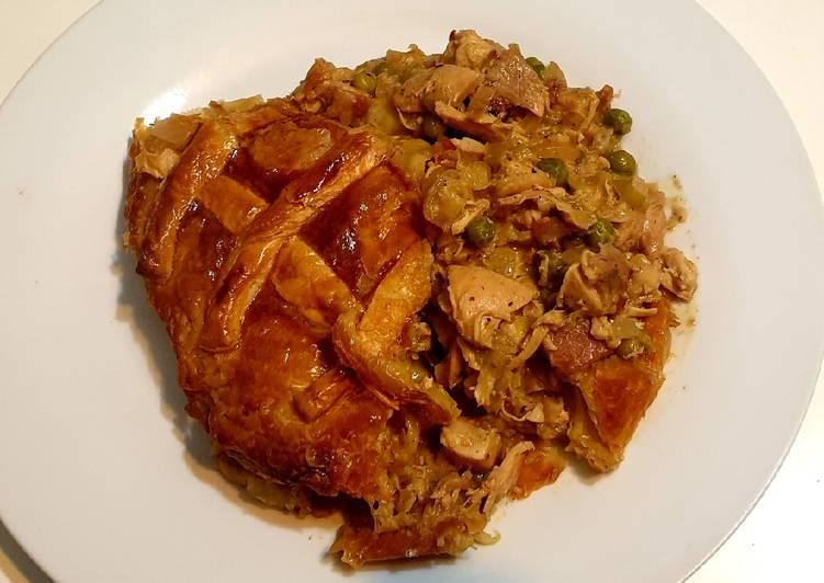 chicken pie recipe main photo