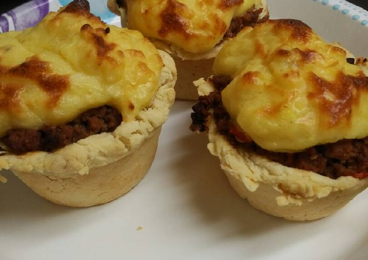 cottage pie cups recipe main photo