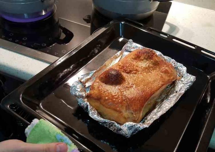 crispy roast belly chinesecooking 烧肉 recipe main photo