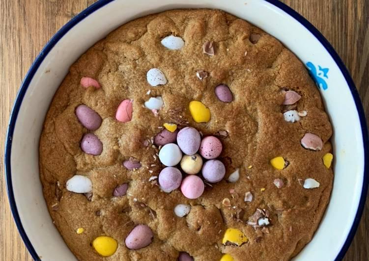 easter cookie pie recipe main photo
