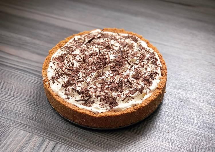 easy no bake banoffee pie recipe main photo 1