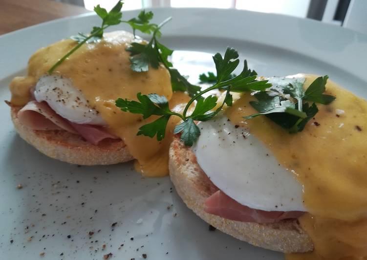 eggs benedict recipe main photo 1