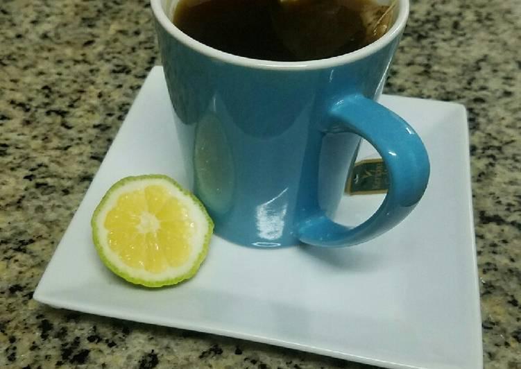 english lemon tea recipe main photo