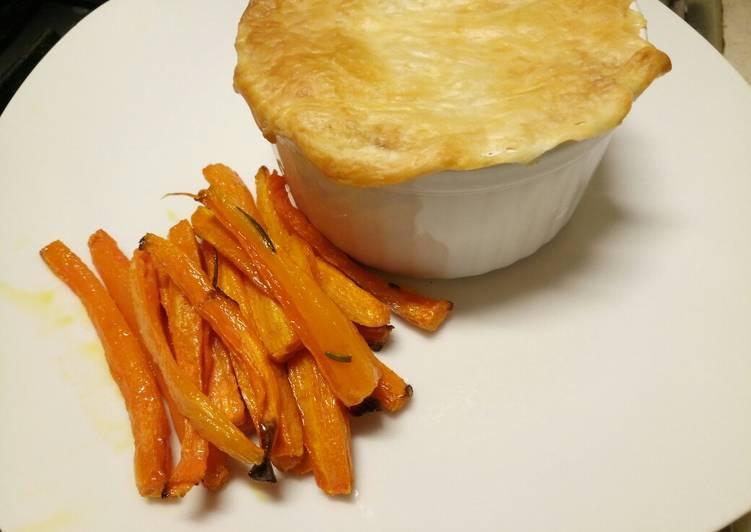 fluffys mince and potato pie recipe main photo
