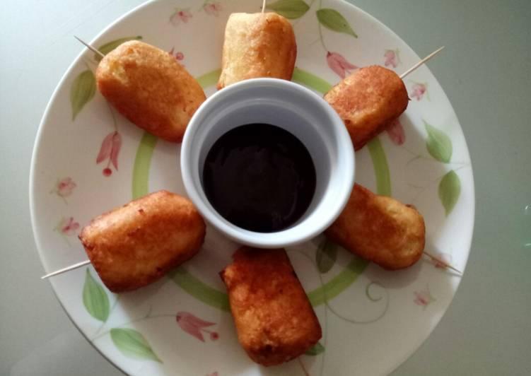 fluffys mini bangers and mash recipe main photo