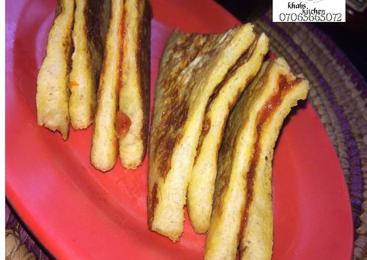 fried bread hausa and english version recipe by khabs kitchen recipe main photo