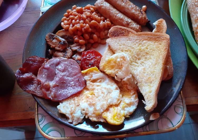 full english breakfast recipe main photo 3