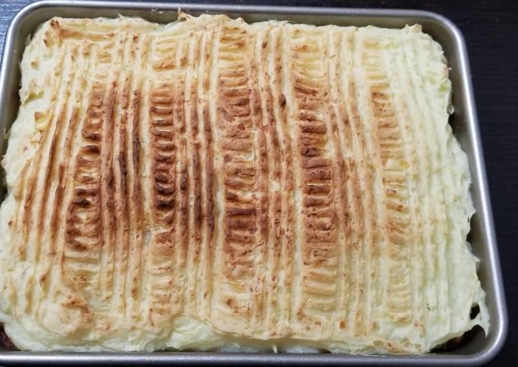 lazy shepherd pie recipe main photo