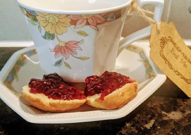 mad hatters mini english tea party scones 🐇☕🎈🎉🎊🕕⌛ recipe main photo 1