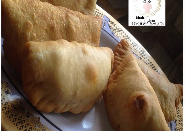 meat pie hausa and english version recipe main photo 1