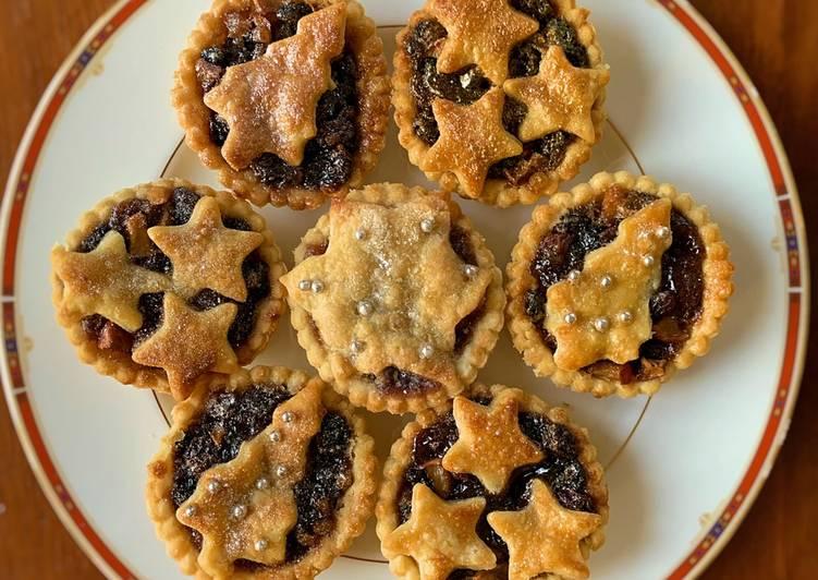 mince pies pastry recipe vegan friendly recipe main photo