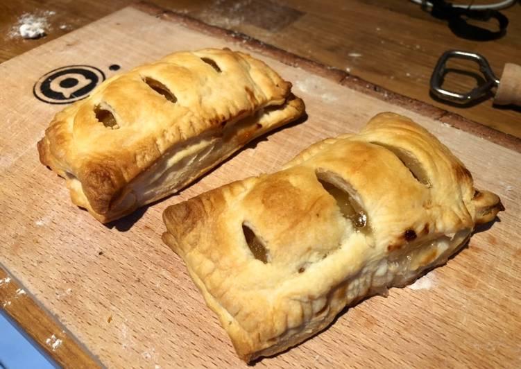 mini apple pie 🍎 recipe main photo