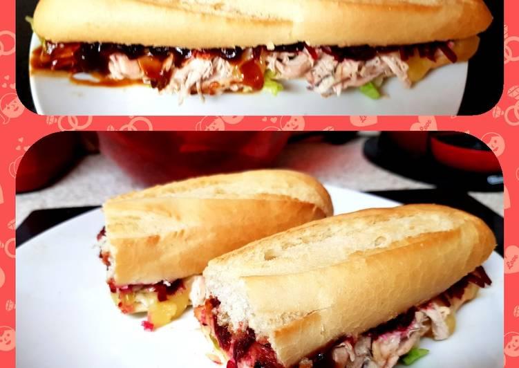my roast chicken sandwich 🌞 recipe main photo 2
