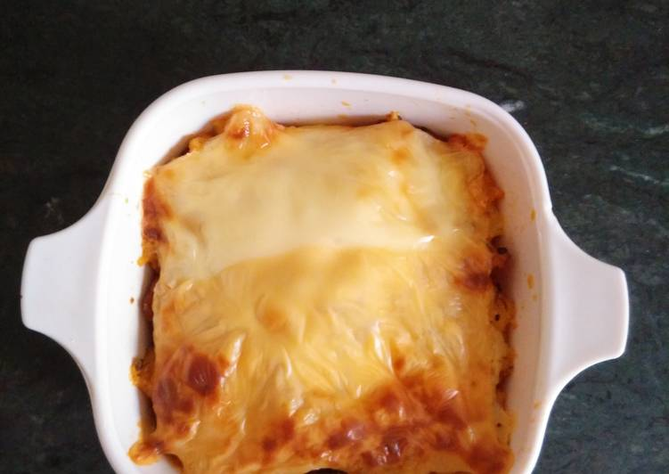 quick shepherds pie recipe main photo