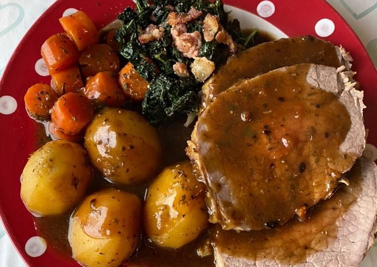 roast beef with veg my way recipe main photo 1