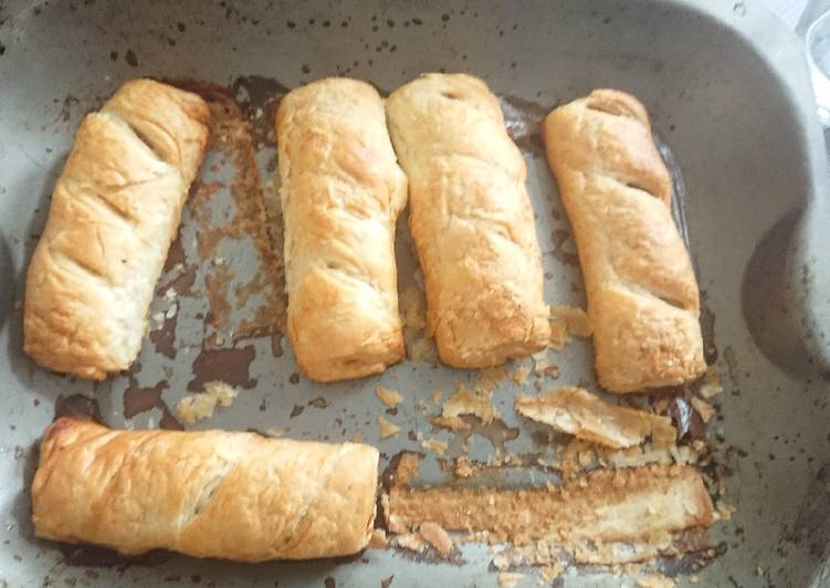 sausage rolls mf recipe main photo