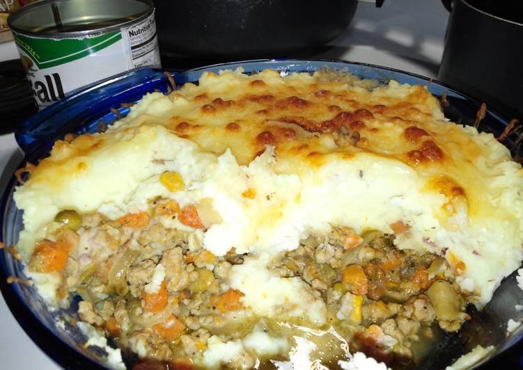shepherd pie with italian flair recipe main photo 1
