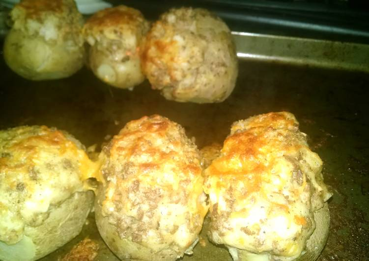shepherds pie twice baked potatoes recipe main photo 1