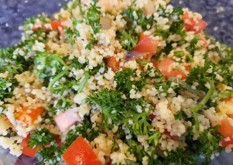 shrimp couscous recipe main photo