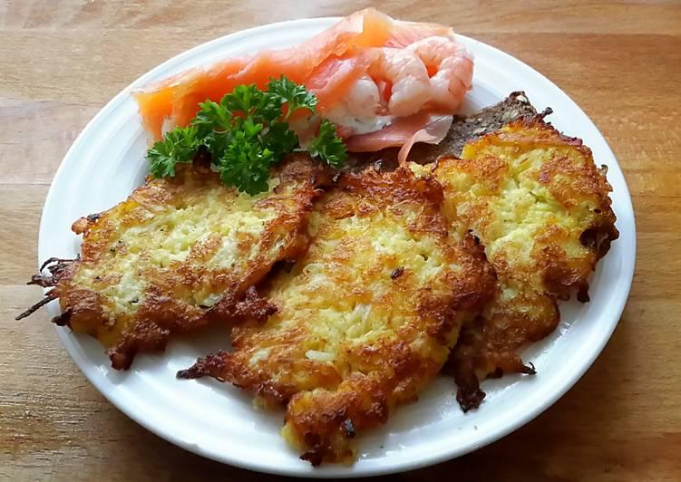 sigs german reibekuchen with sauerkraut recipe main photo 1