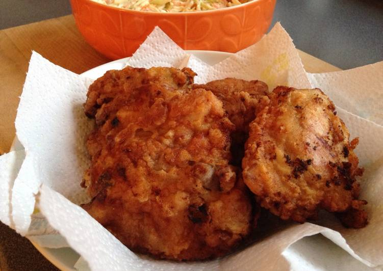 southern fried chicken recipe main photo