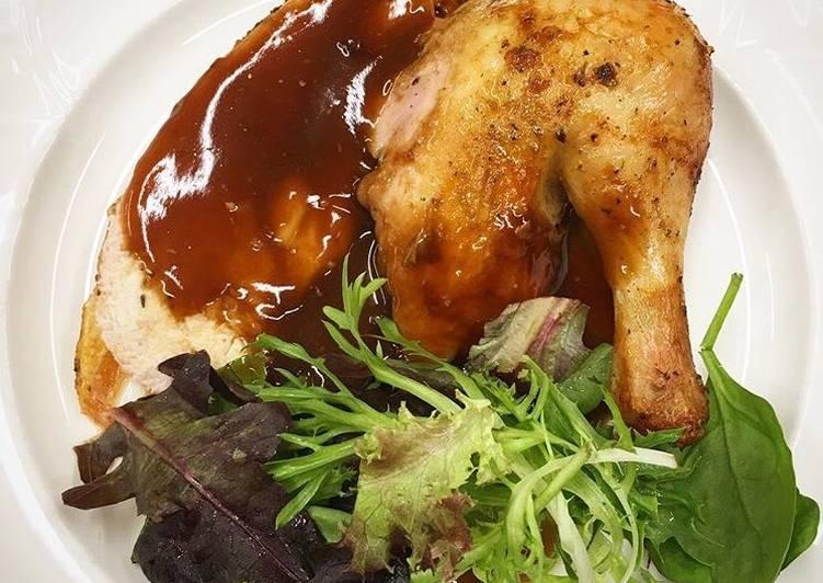 special roast chicken recipe main photo