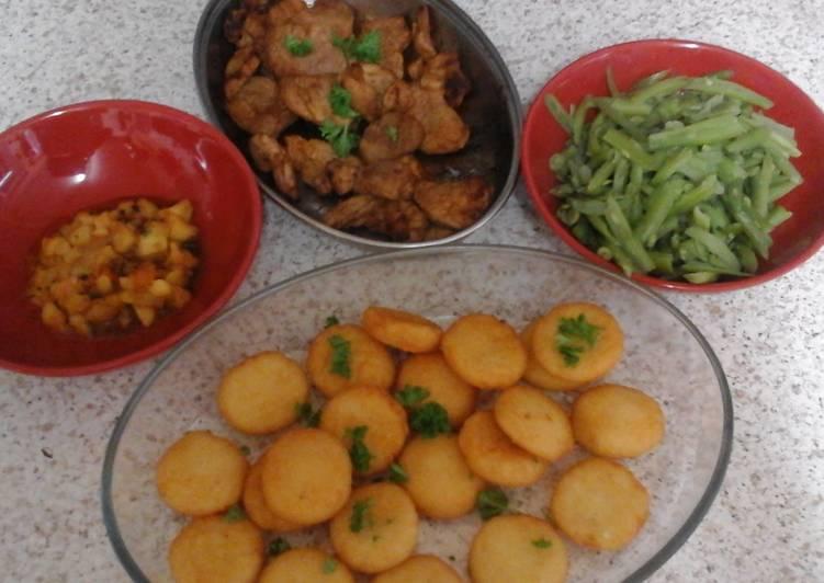tenderloin and apple chutney 😎 recipe main photo 1