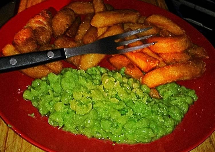 texs mushy peas 🇬🇧🍲 recipe main photo 1