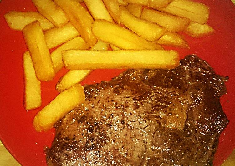 texs steak chips 🐮🍟 recipe main photo