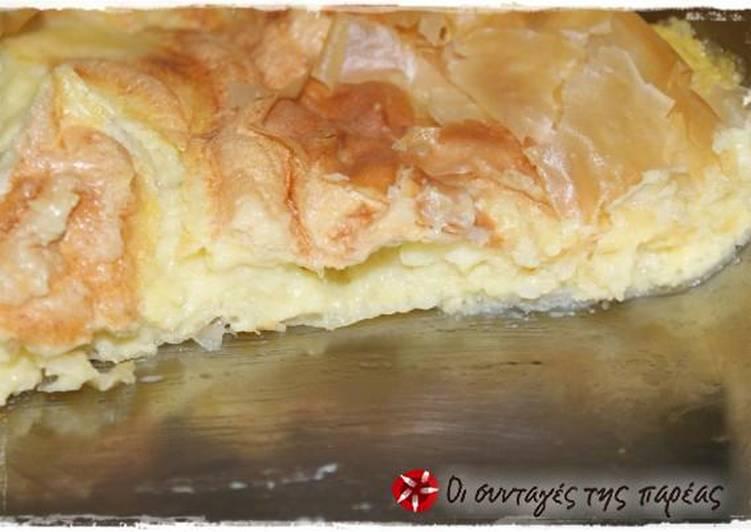 the shepherds milk pie recipe main photo
