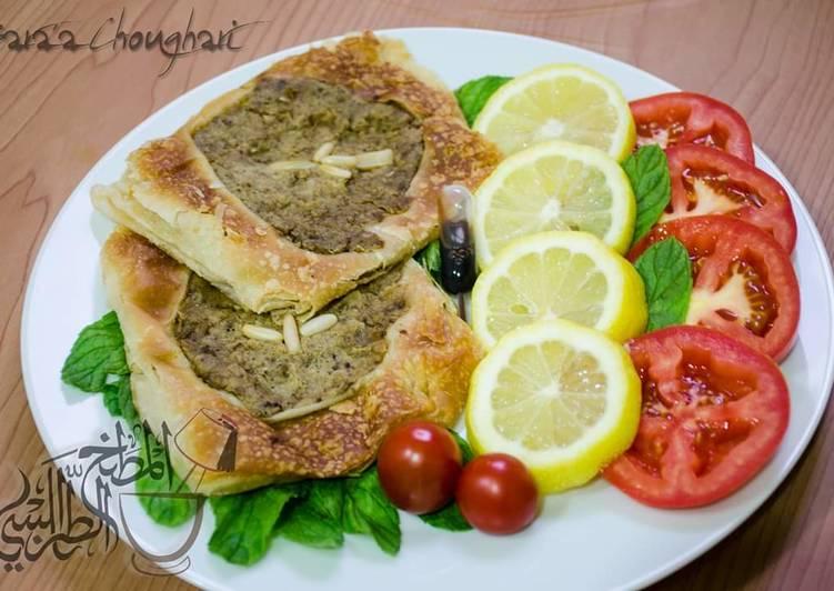 tripolitan meat pie recipe main photo