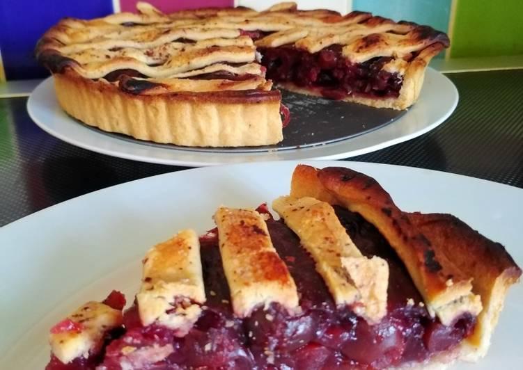 vickys cherry pie gf df ef sf nf recipe main photo 1