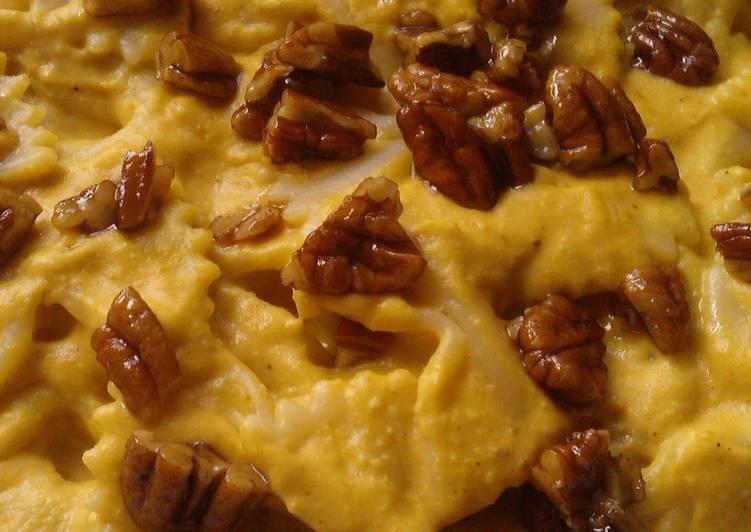 vickys pumpkin pasta sauce gf df ef sf nf recipe main photo